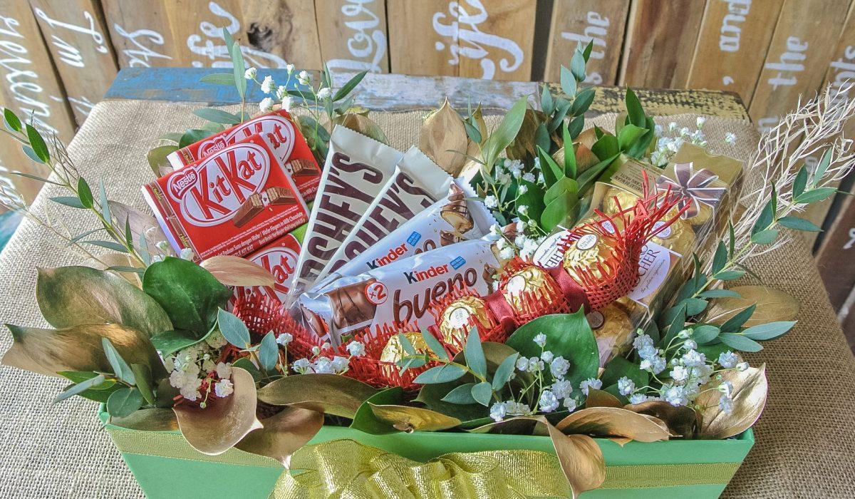 chocolate-hampers-bali-flowers