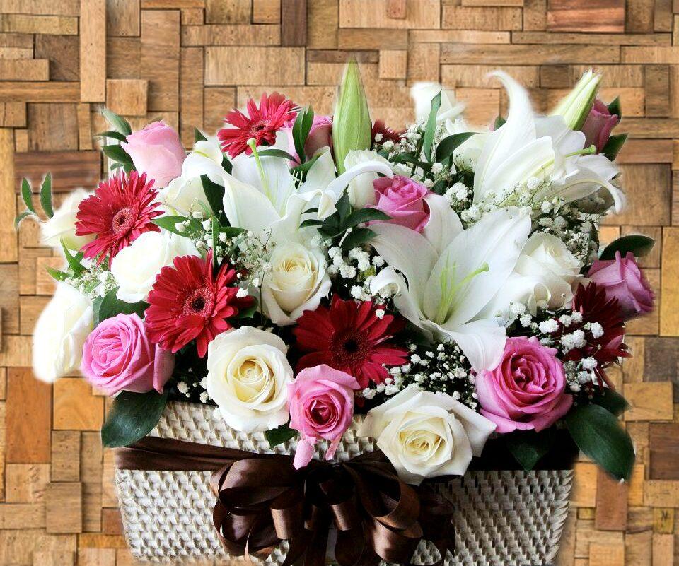 table-bouquet-bali-flower
