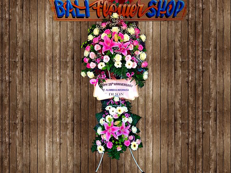 standing flower heigh 170cm 2000k