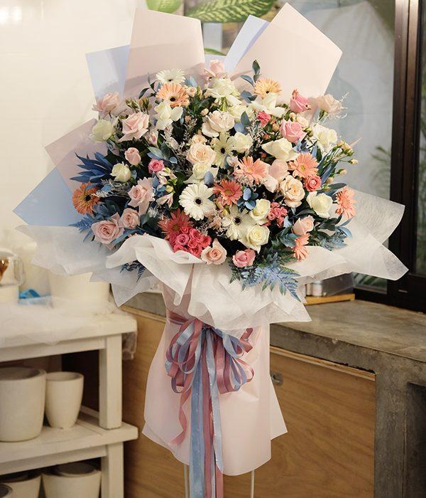 standing-flower-birthday-anniversary-gift-1700-bali